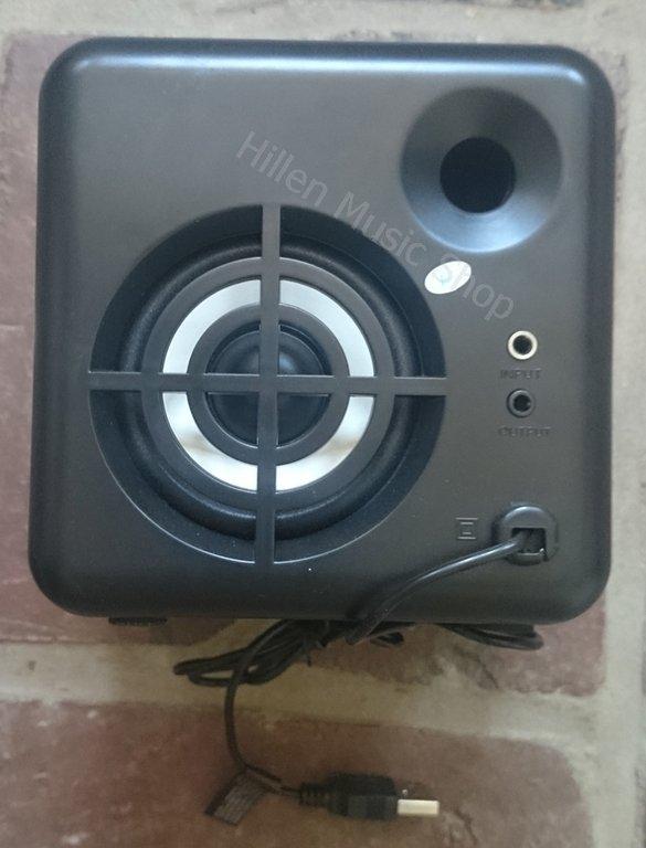 20 watt 2 1 surround aktiv subwoofer mit lautsprecheranschlu. Black Bedroom Furniture Sets. Home Design Ideas